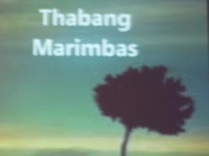 Thabang Marimbas
